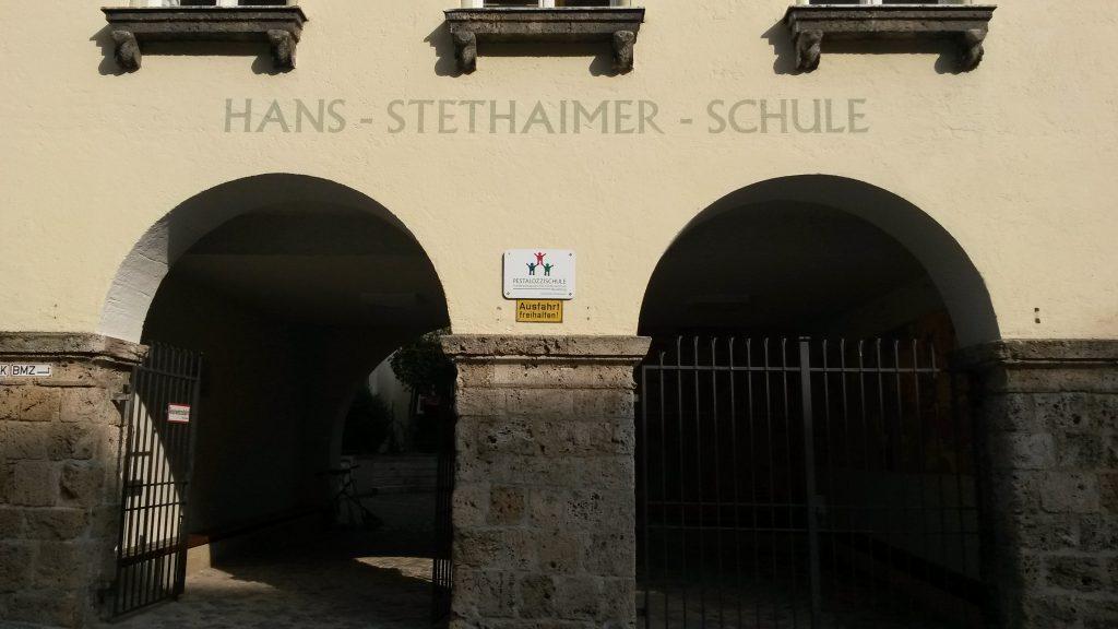 Außenstelle Burghausen